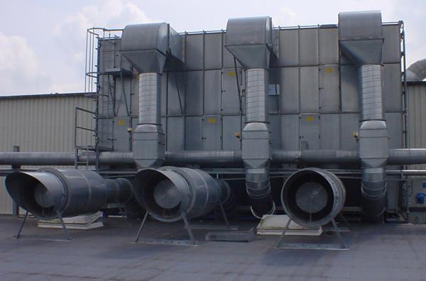 Abluftreinigungsanlagen